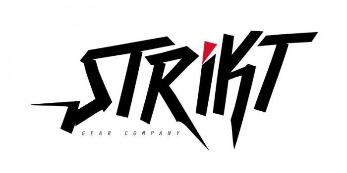 Strikt Logo – Brand