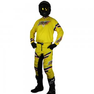 3D Yellow MX Set